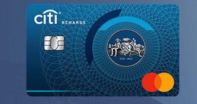 Hướng Dẫn Mở Thẻ Tín Dụng Citibank Rewards Online
