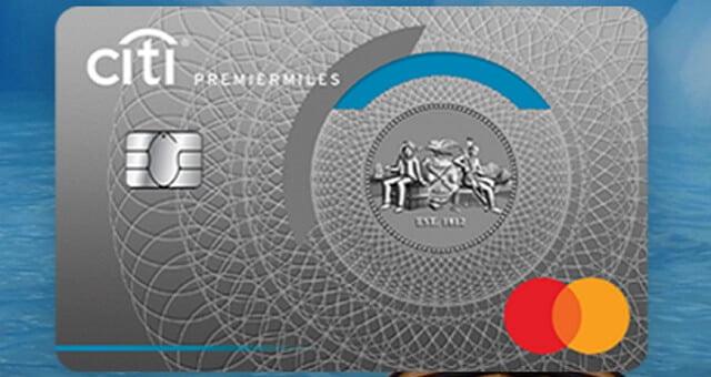 thẻ tín dụng citibank premiermiles